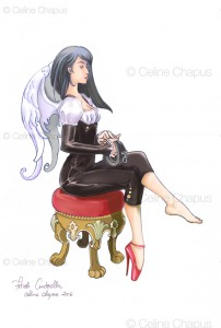 Fetish Cinderella by Celine Chapus